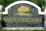 Smithbrooke community sign